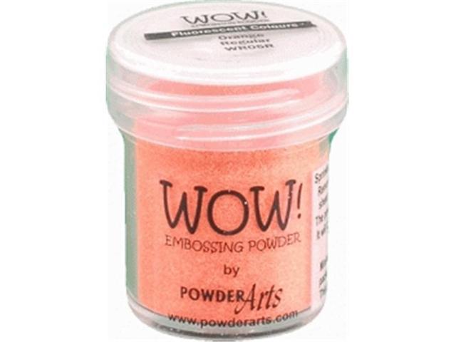 Wow Embossing Powder WOW-WR05R 15ml-Fluorescent Orange