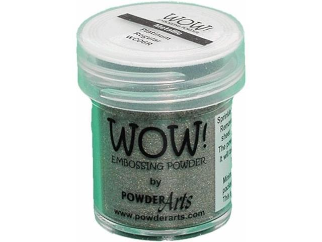 Wow Embossing Powder WOW-WC06R 15ml-Platinum