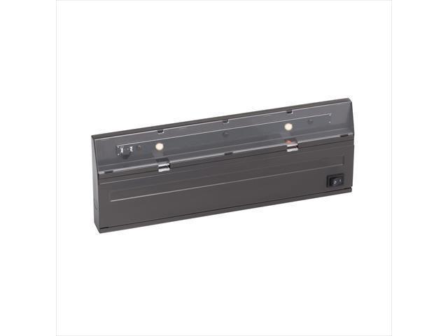 kichler 12056bz direct wire led 2 light led under cabinet in bronze. Black Bedroom Furniture Sets. Home Design Ideas