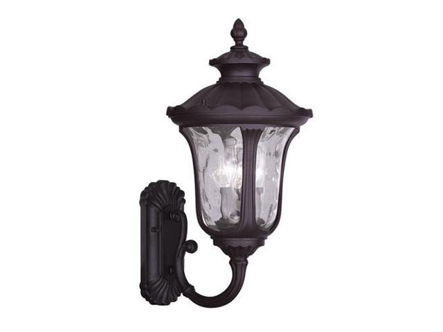 Livex Lighting 7862-07 Outdoor Wall Lantern - Bronze