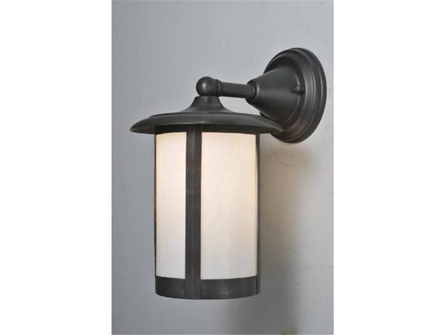 Meyda 106026 Fulton Solid Mount Wall Sconce
