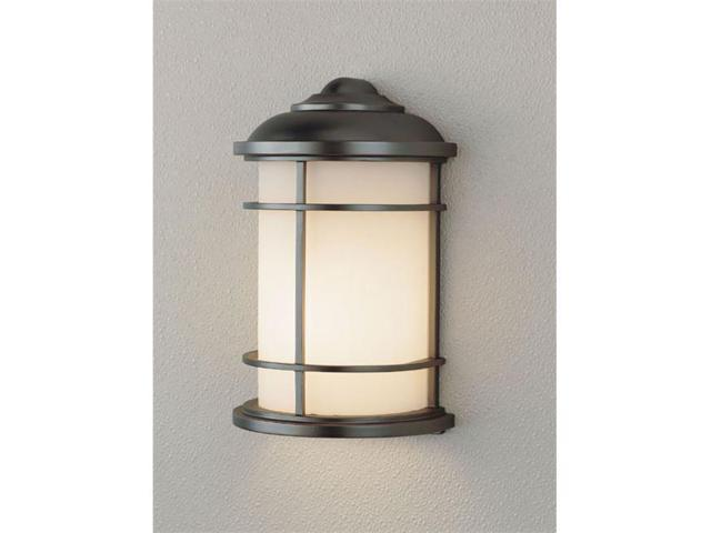 Feiss OL2203BB Lighthouse Burnished Bronze Wall Mount Lantern