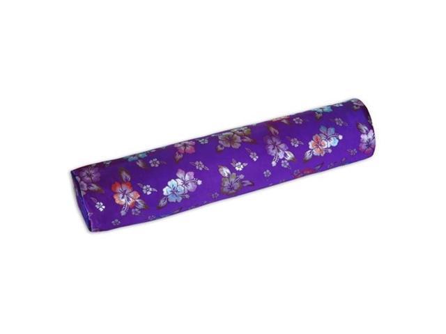 Wai Lana Productions 192 Deluxe Hibiscus Tote Bag for Yogi Mat - Purple
