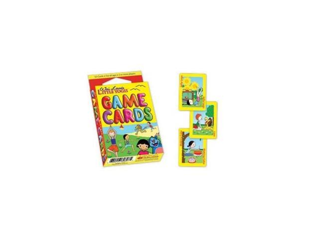 Wai Lana Productions 251 Little Yogis Game Cards