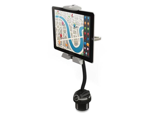 Pyle PSPAD25 Universal iPad, Kindle, Nexus, Astro, Galaxy Tablet eReader Device Car Mount Stand and Cup Holder