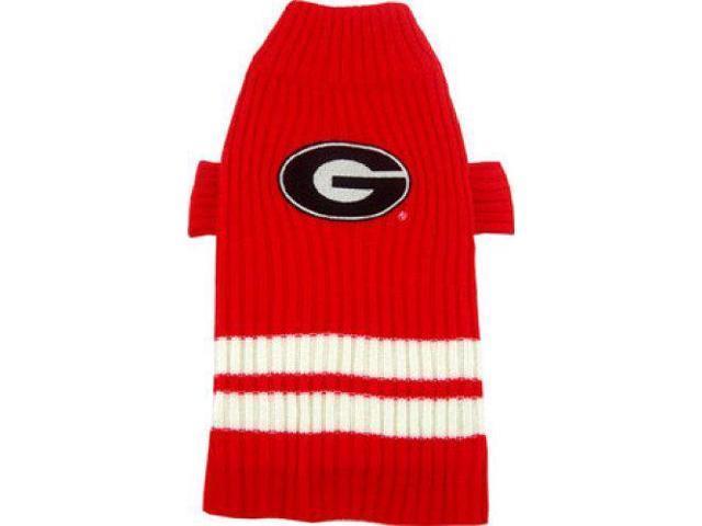 DoggieNation 014269023502 Medium Georgia Dog Sweater