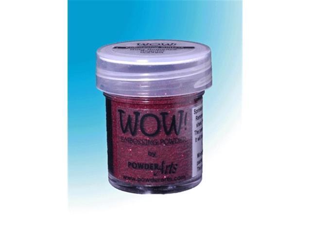 Wow Embossing Powder WOW-WS39R 15ml-Ruby Romance