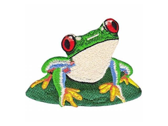 C&D Visionary P2-4214 C&D Visionary Patches-Frog
