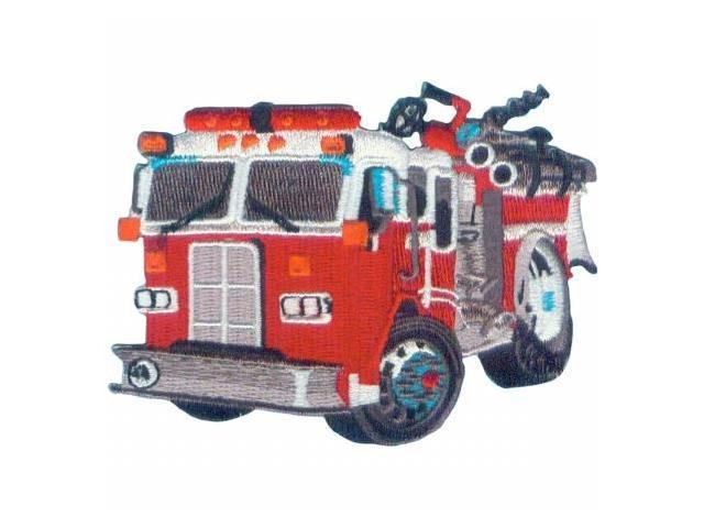 C&D Visionary P3-4171 C&D Visionary Patches-Fire Truck