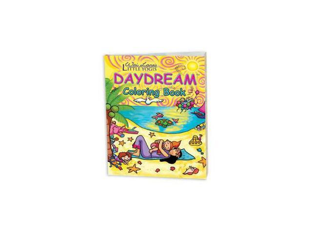 Wai Lana Productions 810 Little Yogis Daydream Coloring Book