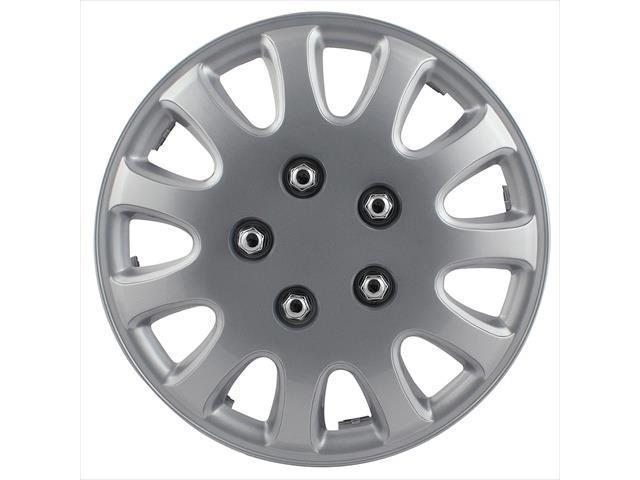 Pilot Automotive WH525-15S-BX 15 In. Wheel Cover. - Silver