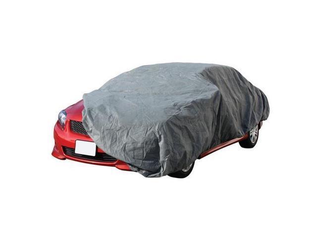 Pilot Automotive CC-6015 Uni-Tech Single Layer Car Cover C5 Fits 229 To 264