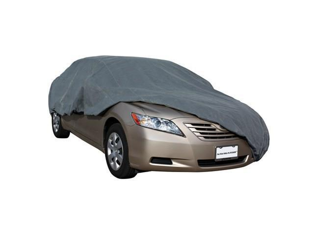 Pilot Automotive CC-6023 Tri-Tech Triple Layer Car Cover C3 Fits 171 To 200