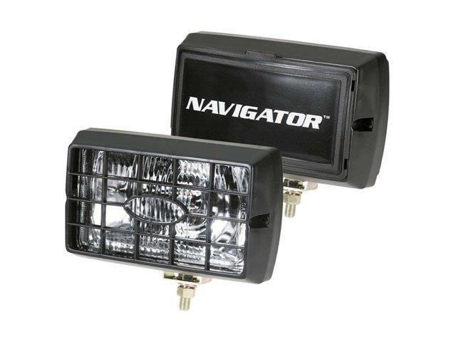 Pilot Automotive NV-120 4 x 6 In. Fog Light Navigator - Clear