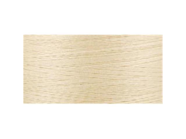 Natural Cotton Thread Solids 876 Yards-Vanilla Cream