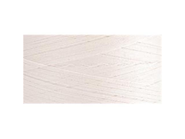 Natural Cotton Thread Solids 876 Yards-Egg White