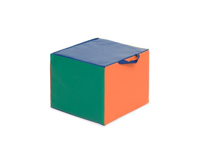 Early Childhood Resources ELR-12646 Softzone Carry Me Cube Adult