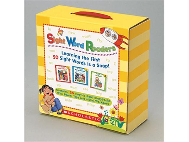 Scholastic Teaching Resources SC-0545067650 Sight Word Reader Library