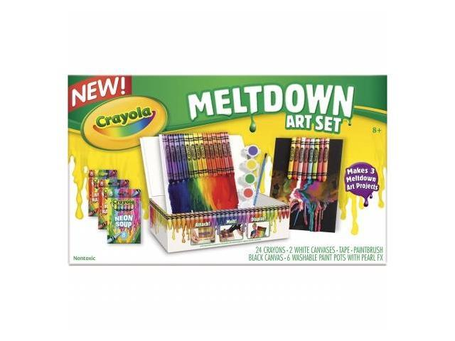 Crayola Meltdown Art Set-