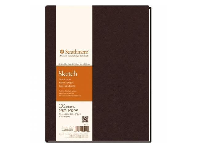 Pro-Art 297140 Strathmore Sketch Book 11''X14''-60lb 192 Pages