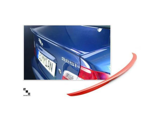 Bimmian LIP30AB40 Painted Lip Spoiler For F30 3 Series 2012 Plus - Liquid Blue Metallic
