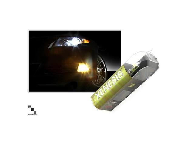 Bimmian XEY63LFYY Xenesis Yellow Fogs Bulb - Pair Of Fog Light