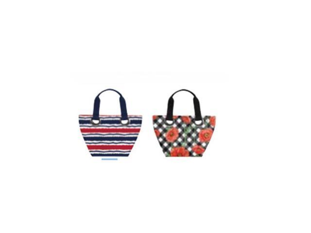 Joann Marie Designs MBMS Mini Bag - Marina Stripe Pack of 2