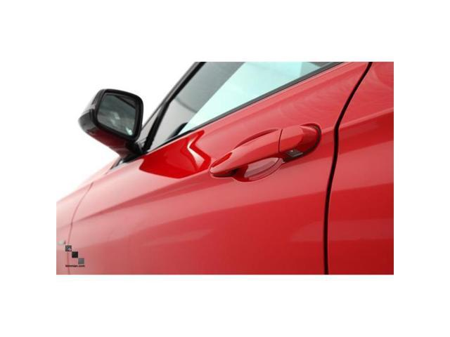 Bimmian KHC71R438 Painted Keyhole Cover For BMW E71 X6 And X6M - RHD, Bright Red 438