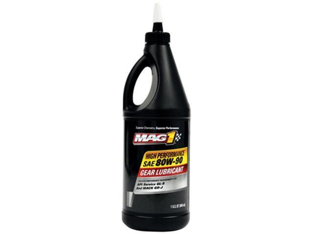 Mag 1 MG1890PL 80W90 Gear Oil, Pack Of 6
