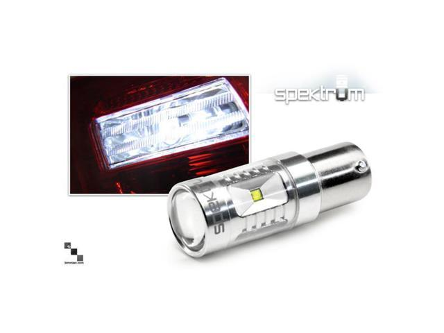 Bimmian LVLX50VWY Weisslicht LED Reverse Indicator Bulb For BMW E53 X5 - White Illumination, Pair