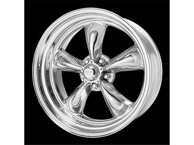Wheel Pros VN5157761 Torque Thrust Ii Wheel - Polished, 17 x 7 In.