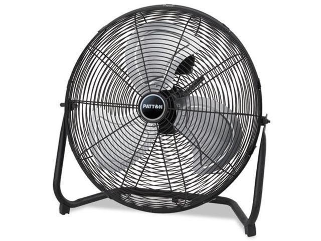 Black Floor Fan : Puf cbm speed high velocity floor fan black