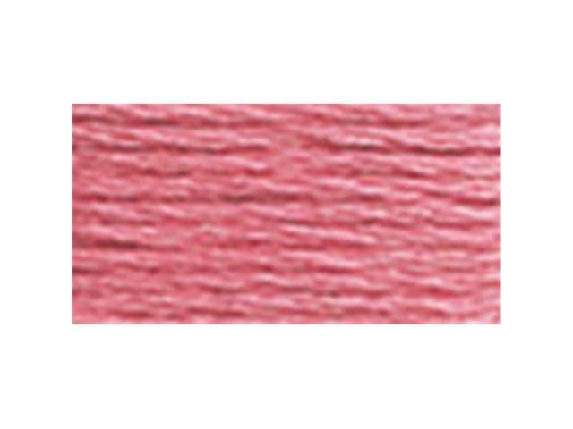 DMC Pearl Cotton Skeins Size 3 - 16.4 Yards-Medium Dusty Rose