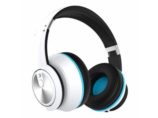 Eagle Tech ARDS2-WH Arion Legacy Deep Sonar Bone Crushing Bass Headphones - White