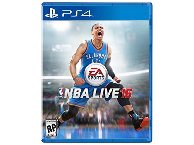 Electronic Arts 73507 NBA Live 16 for Sony PS4