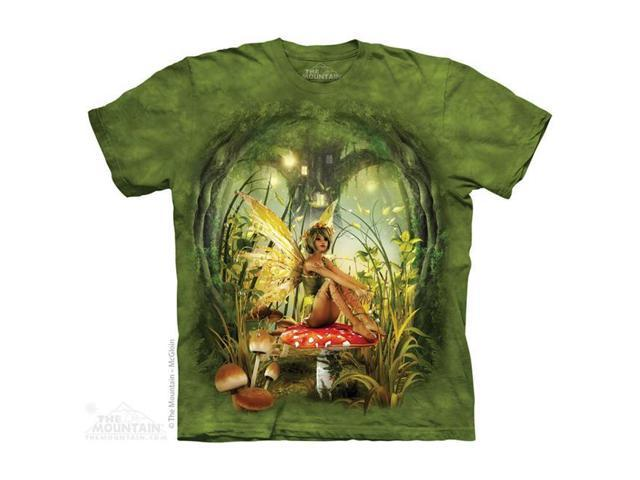 The Mountain 1040403 Toadstool Fairy T Shirt, Extra Large