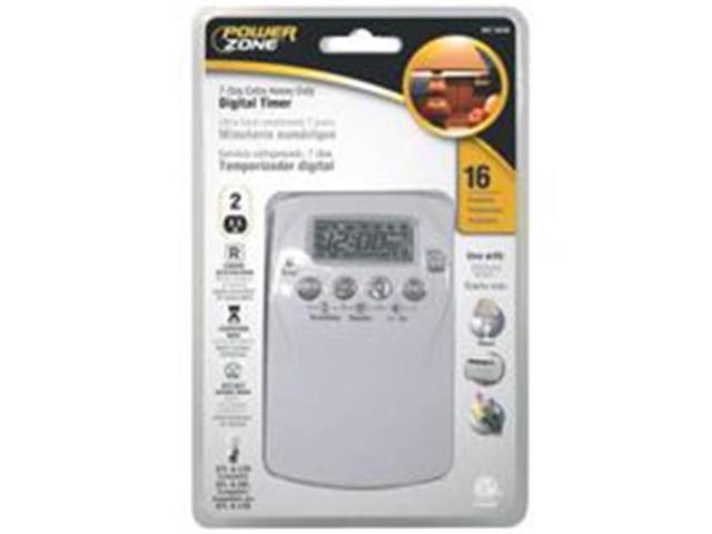 Power Zone Timer Indr 7Day Xhd 2Out Dgitl TNDHD002