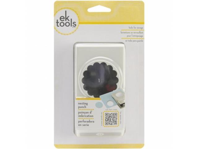 EK Success E5431009 Large Punch-Scallop Circle, 1.75''