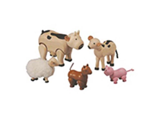 Frontier Natural 229622 Farm Animal Set