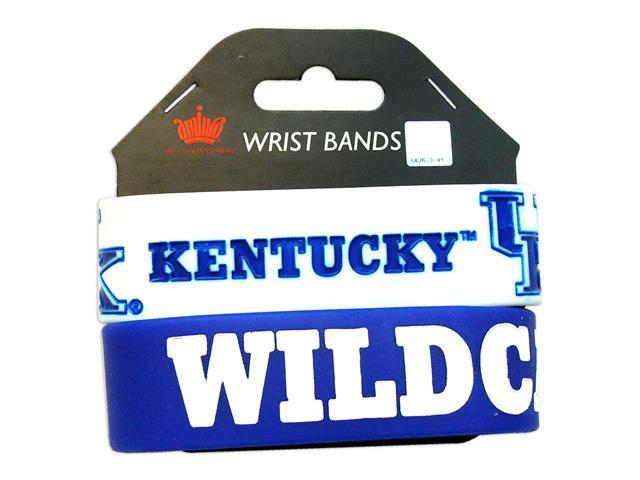 Kentucky Wildcats Rubber Wrist Band Set
