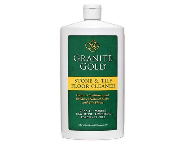 Granite Gold Stone & Tile Floor Cleaner 1Qt.(32 fl oz) 946 ml