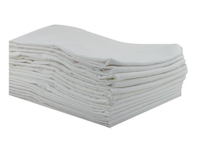 ECR4Kids PreSchool/Toddler Daycare Cot Sheets - 12 Pack(Toddler size fits cots up to 40