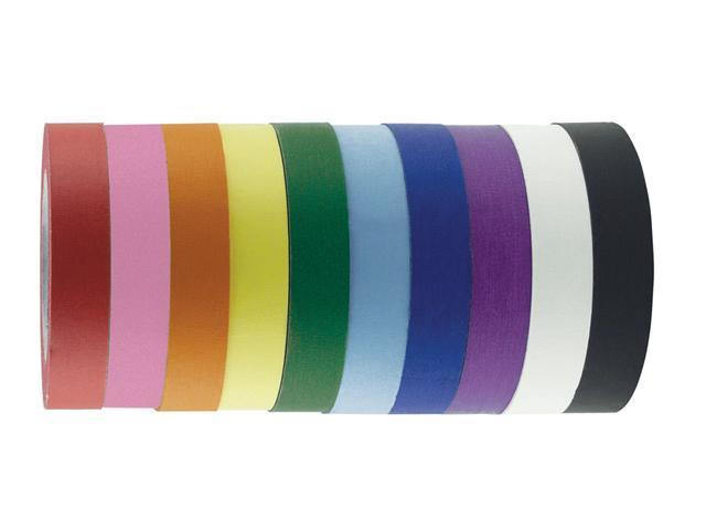 Early Childhood Resource ELR-0351-PU 1 in. Kraft Masking Tape Roll - Purple