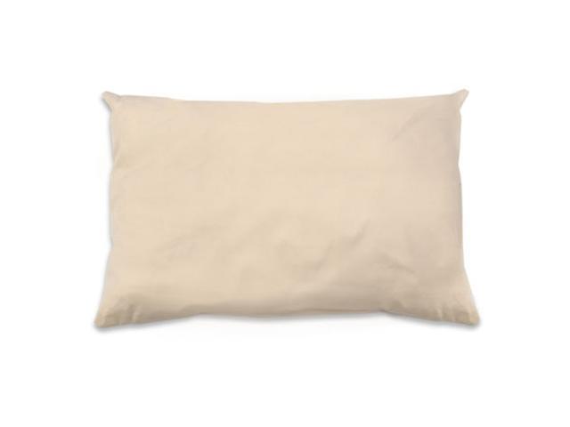 Naturepedic (14x20) Organic Kapok / Cotton Toddler Pillow