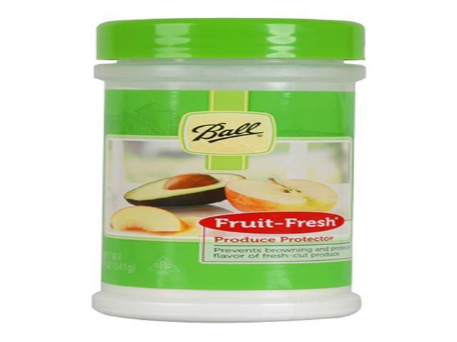 Ball Fruit Fresh Produce Protector Stops Browning without Sulfites