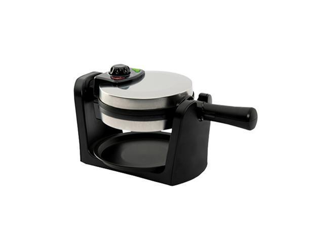West Bend Kitchen Appliances Rotary Waffle Maker That Rotates For Even Cooking