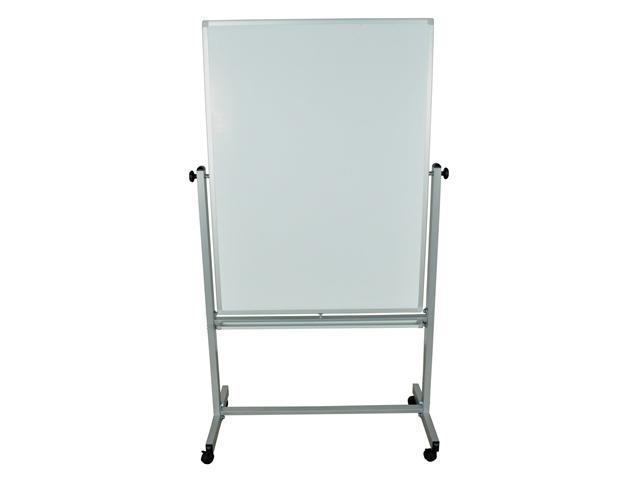 """Offex MB3648WW Double Sided Magnetic White Board 36"""" x 48"""""""