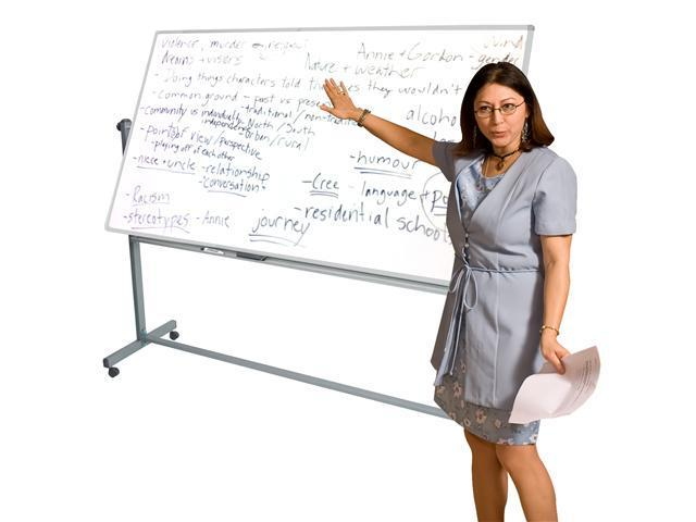 """Offex Wholesale White Double Sided 72"""" W x 40"""" H Adjustable Magnetic Whiteboard Easel, Silver Frame - 2 Pack"""