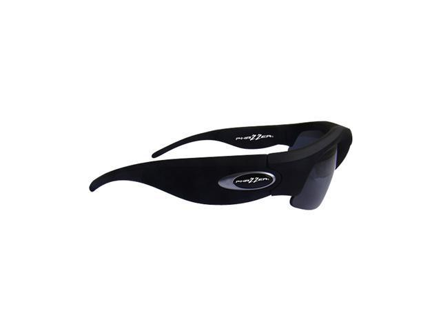 Phazzer DVR5.0 HD Sport Wireless Recording Eyewear (Black Cyclops)