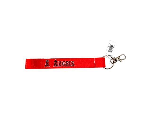 Anaheim Angels Wrist Strap Tag Ring Mlb Team Logo Charm  Gift